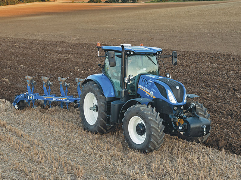 SPECIAL DEALS ON NEW HOLLAND T7.210 40kph TRACTORS