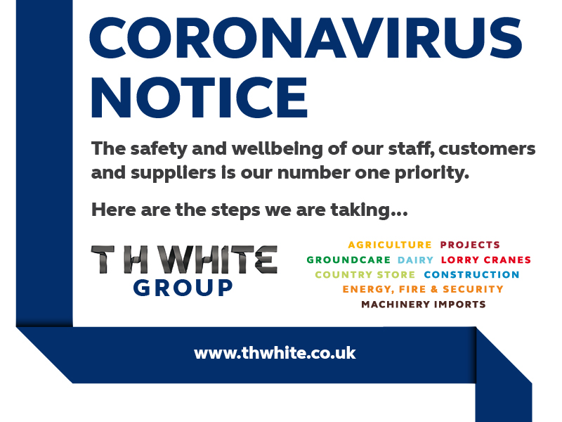 CORONAVIRUS – Latest Update