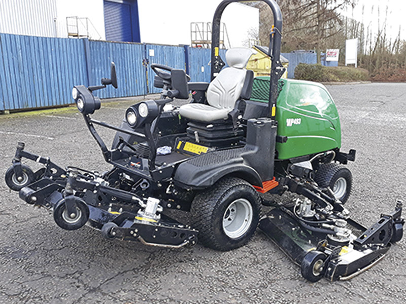 CUTTING EDGE DEALS ON GROUNDCARE EX-HIRE KIT