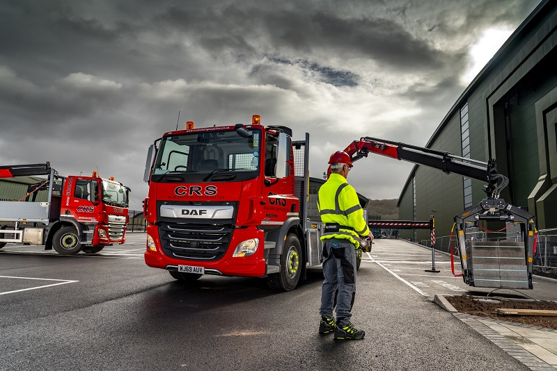CRS Builders Merchant take delivery of new BM26 vehicles