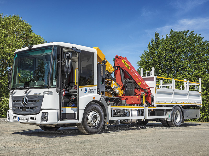BARRIER RIGS FOR AMEY CONTRACT