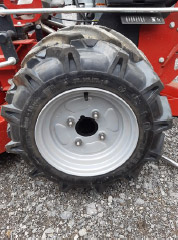 FERRIS TWIN WHEEL KIT FOR ROTARY FLAIL MOWERS