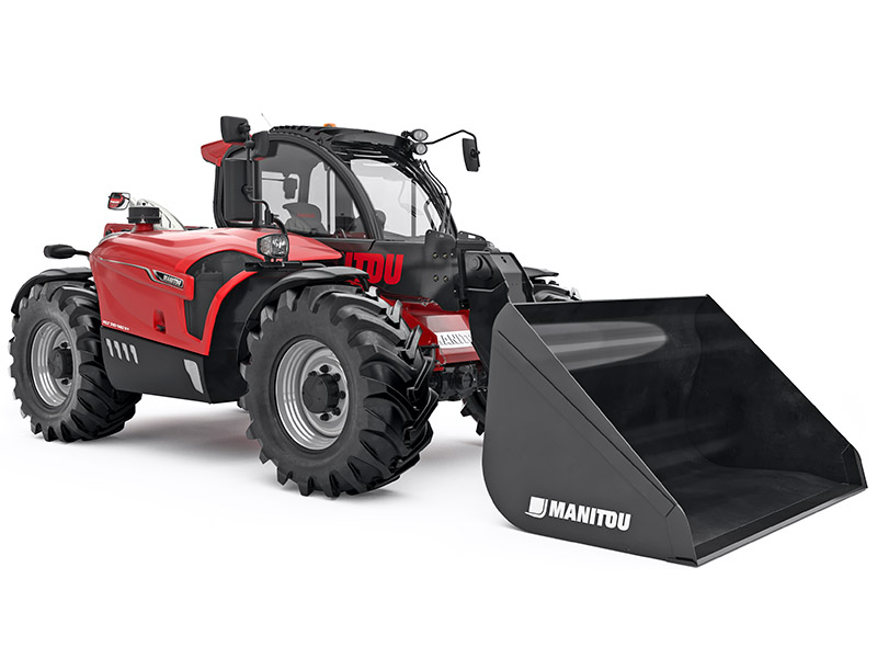 0% FINANCE ON MANITOU MLT 741-140 V+