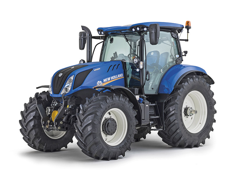 4 YEARS SERVICE PLUS COVER ON NEW HOLLAND T6