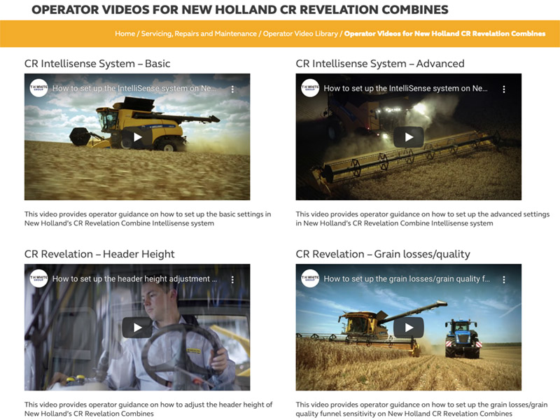 OPERATOR VODEO LIBRARY ONLINE