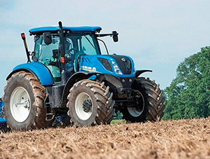 EXCEPTIONAL PROTECTION FOR USED NEW HOLLAND EQUIPMENT