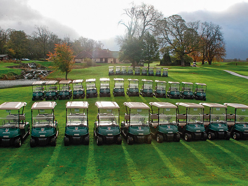 Planning your golf buggy fleet