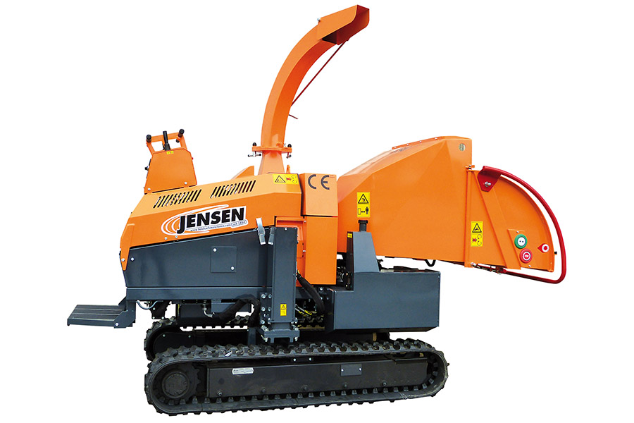 WIDEST RANGE OF PROFESSIONAL WOODCHIPPERS