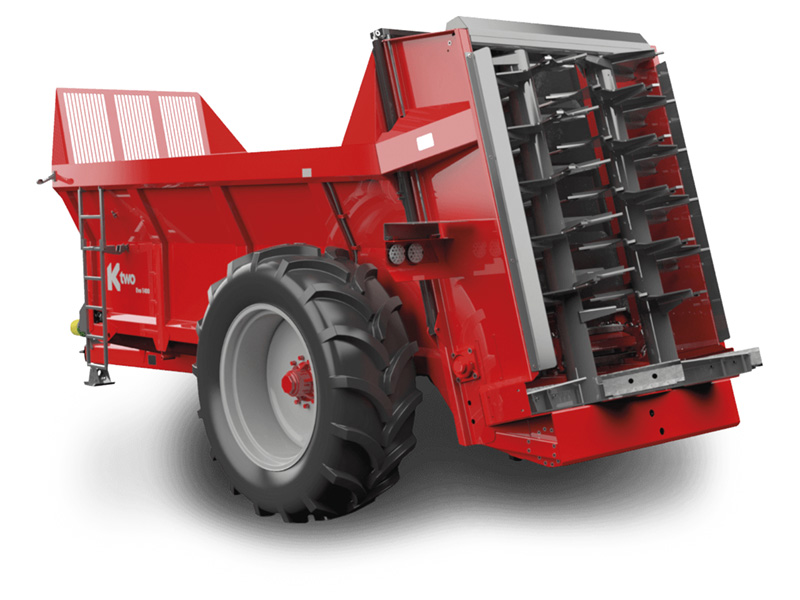 Finance for Ktwo Bio and Evo spreaders