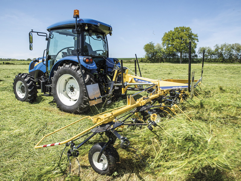 FLEXIBLE FINANCE FOR GRASS IMPLEMENTS
