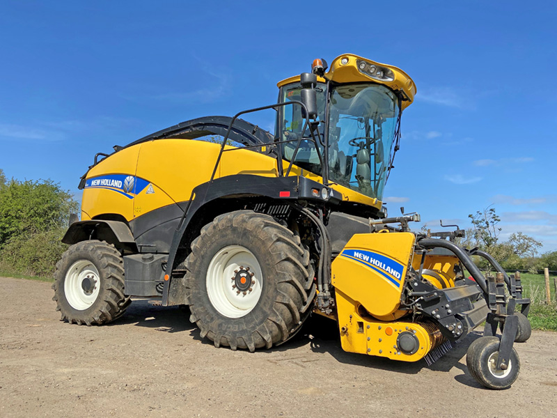 PRE-OWNED AGRICULTURAL MACHINERY