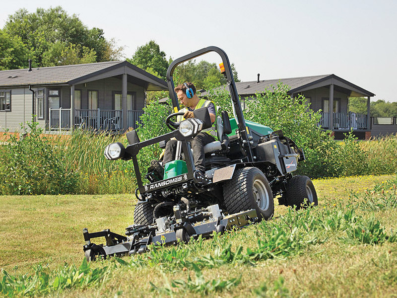 RANSOMES HR380 – NEW FOR 2021
