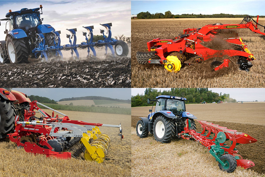 PREPARE FOR SPRING CULTIVATION AND DRILLING