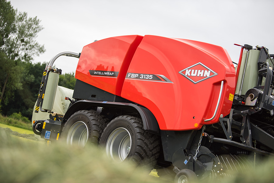 FOCUS ON QUALITY FORAGE WITH KUHN