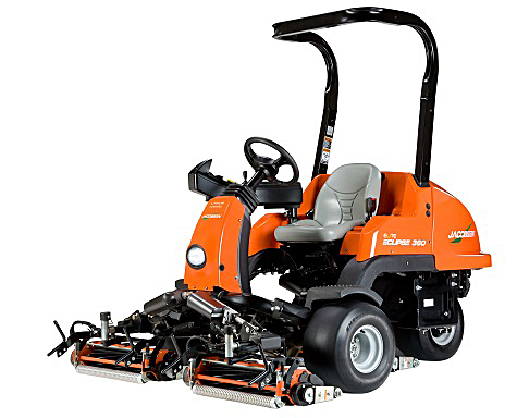 NEW ELECTRIC GREENS MOWER FROM JACOBSEN