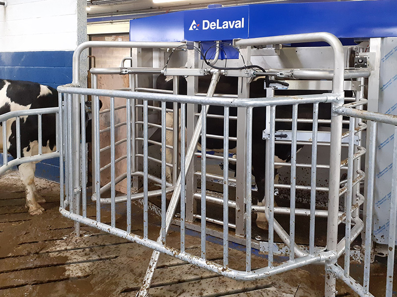 VMS LEADS THE WAY FOR NEW LACKHAM DAIRY COURSE