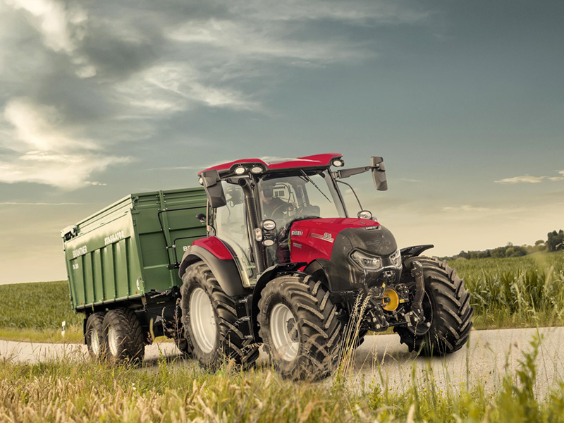 SMALLER CASE IH TRACTORS WITH PUNCH
