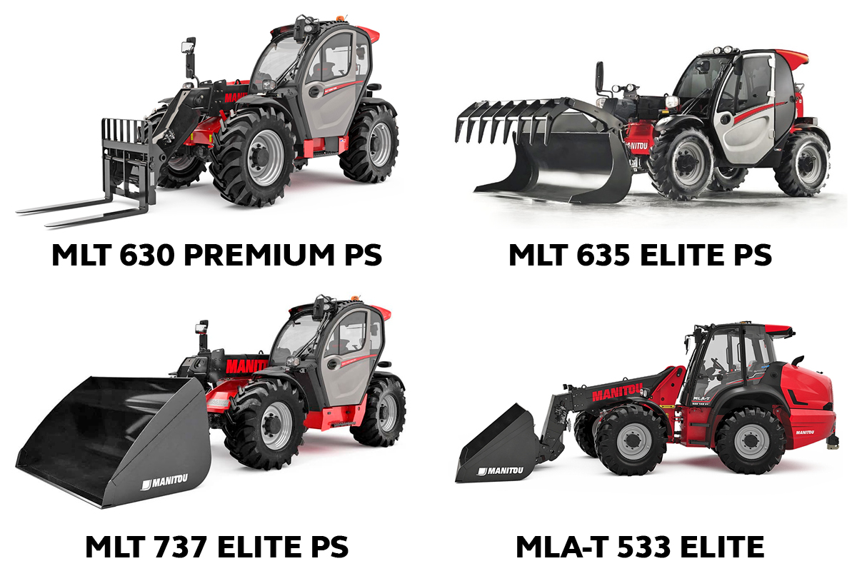 EXCLUSIVE FINANCE OFFERS ON OUR TOP FOUR MANITOU HANDLERS