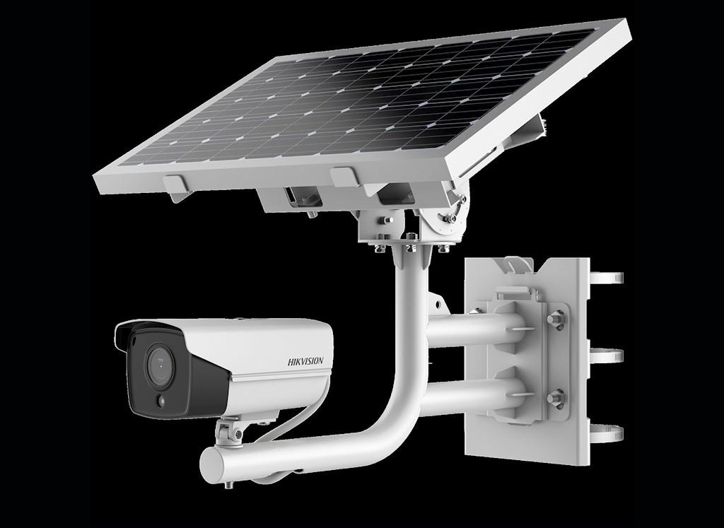 HIKVISION EXIR SOLAR POWERED 4G CAMERA