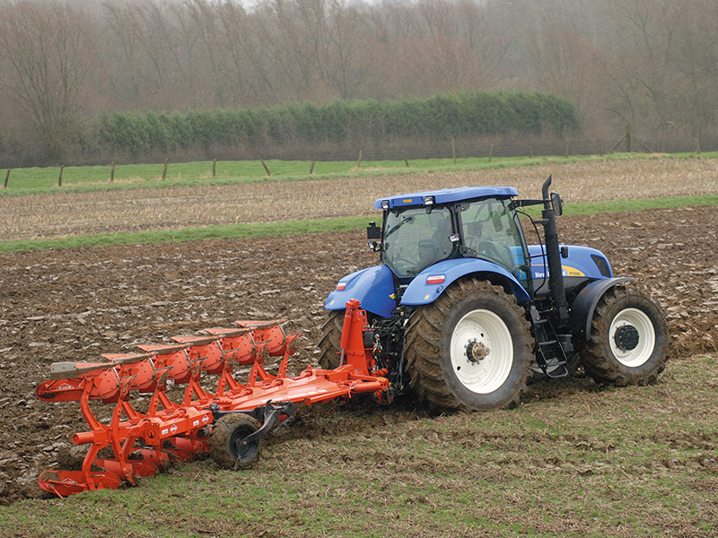 KUHN PRE-SEASON AUTUMN PLOUGHING AND DRILLING TECHNOLOGY