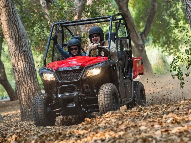 ALL-NEW HONDA PIONEER 520 – SMALL BUT MIGHTY!