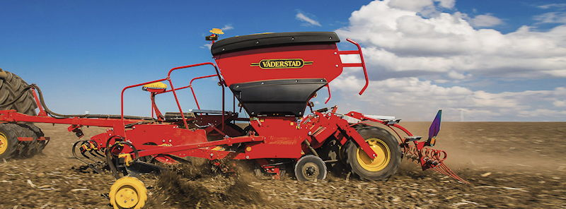 Vaderstad Seed Drills- 3 Years Interest Free Finance