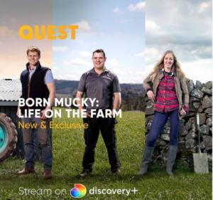 Born Mucky Feature