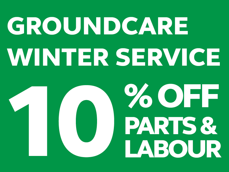 Groundcare Winter Service Offer