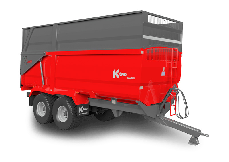 Ktwo improves trailer sides to increase versatility and longevity