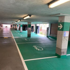 Swarco EV Chargepoint