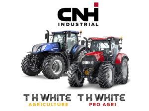 cnhi tractors