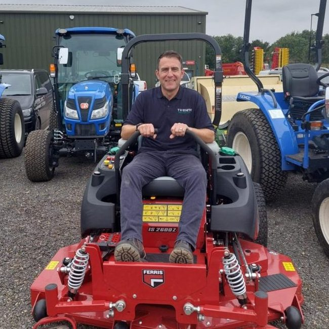 Welcoming Matt Townsend to our Groundcare Sales Team