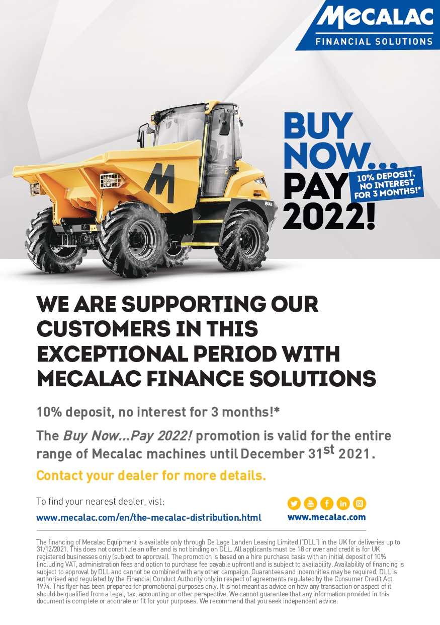 Mecalac Buy Now Pay Later 1021